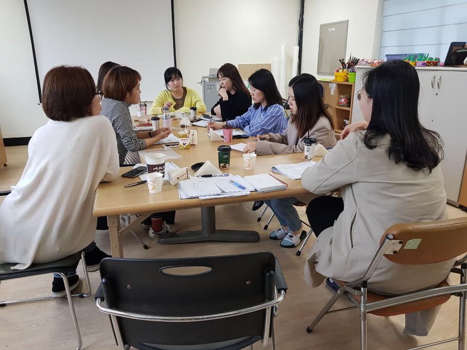 C.M.松(송) 학습동아리 활동 및 연합사례회의