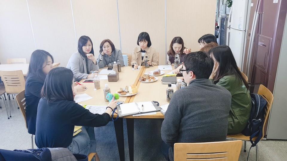 C.M.松(송) 중구 연합사례회의