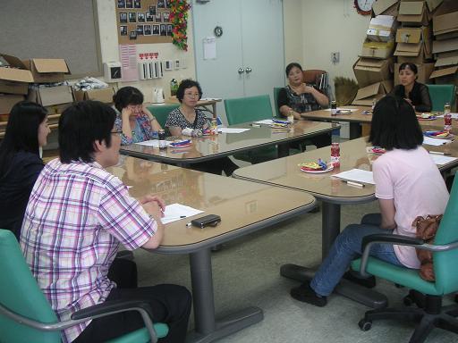 취업전교육 - 취업박람회 참석
